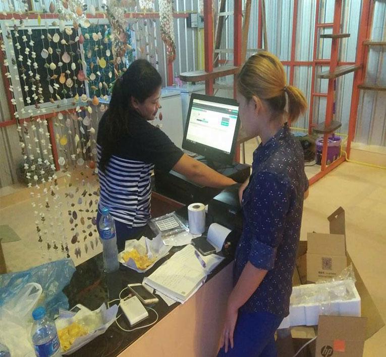 โปรแกรม ขายหน้าร้าน jPOS ราคาถูก ช่วยงานขายสินค้าในร้าน