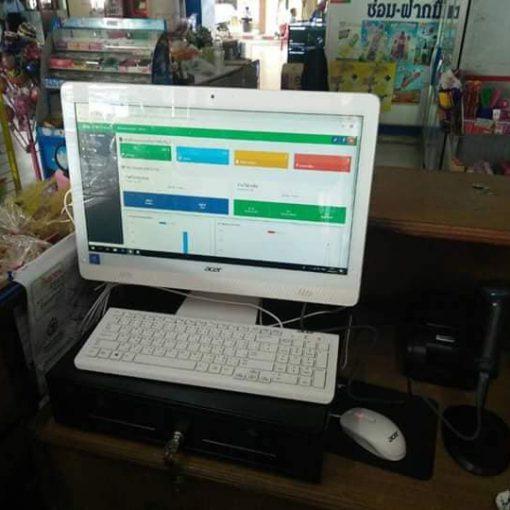 โปรแกรมร้านค้าปลีก ค้าส่ง ราคา 2,000 บาท ใช้งานง่าย โปรแกรมขายหน้าร้าน jPOS 2018 รุ่นใหม่ล่าสุด มีทั้งแบบ Online และ Offline โปรแกรมขายหน้าร้าน ราคา 2,000 บาท บริการหลังการขายฟรี ไม่จำกัดจำนวนสินค้า ข้อมูลเป็นแบบ Real Time เข้าใช้ได้งานตลอด 24 ชั่วโมง เร็วขึ้นกว่าเดิม 5 เท่า ฟังก์ชั่นเพิ่มขึ้น สวยกว่าเดิม ใช้ง่ายกว่าเดิม นำข้อมูลเดิมมาใช้ได้ทันที รองรับ Computer , Tablet, Smart Phone ได้ทุกรุ่น ทุกยี่ห้อ ใช้งานได้ไม่จำกัด จำนวนเครื่อง ใช้งานได้ไม่จำกัด USER เพิ่มรายการสินค้า ได้แบบไม่จำกัด ใช้งานได้ไม่จำกัด คลังสินค้า / สาขา อัพเดทโปรแกรมฟรีตลอดชีพ