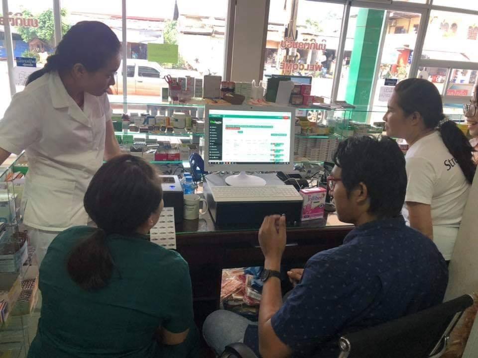 โปรแกรมขายหน้าร้าน โปรแกรมขายสินค้า โปรแกรมสต๊อกสินค้า โปรแกรมบาร์โค้ด โปรแกรมร้านค้า โปรแกรมPOS ออนไลน์ ราคาเพียง 3,210 บาท